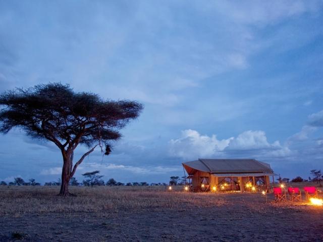 Tented-Camp Pumzika Classic Serengeti