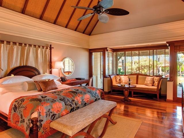 Garden-View Junior Suite Room