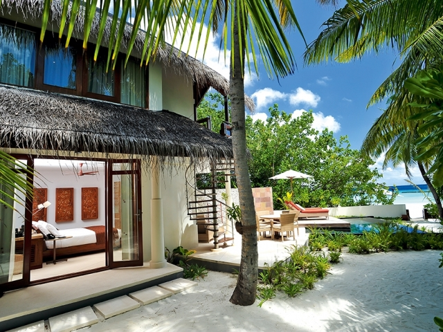 Double Storey Beach Villa - 2 Bedroom