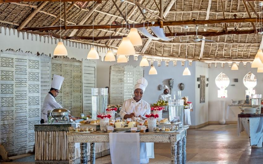 Zanzibar - Hotel Diamonds Mapenzi Beach
