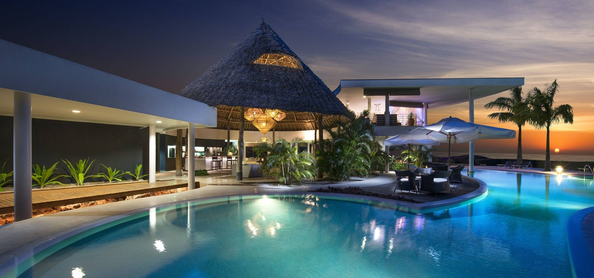 Zanzibar - Villas Diamonds Star of The East