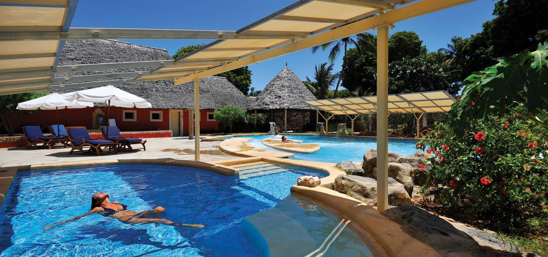 Kenia - Hotel Diamonds Dream of Africa