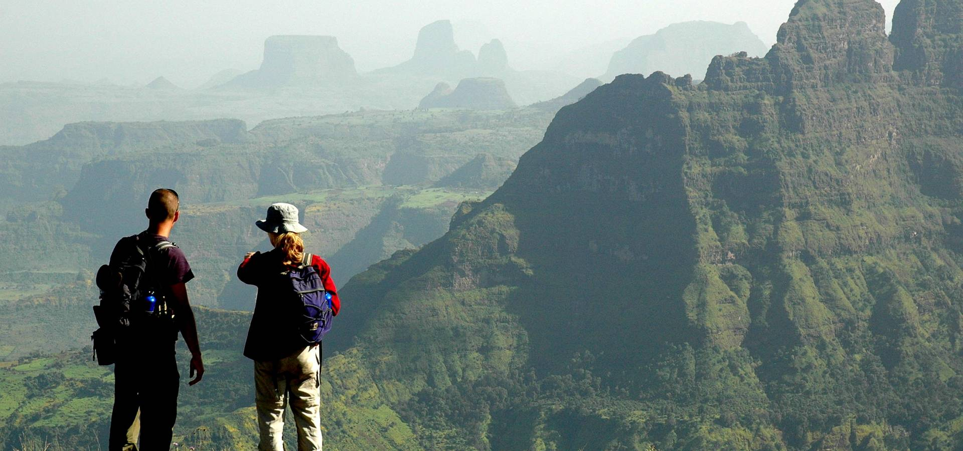 Etiopia - Escapada: Trekking en Parque Nacional Simien