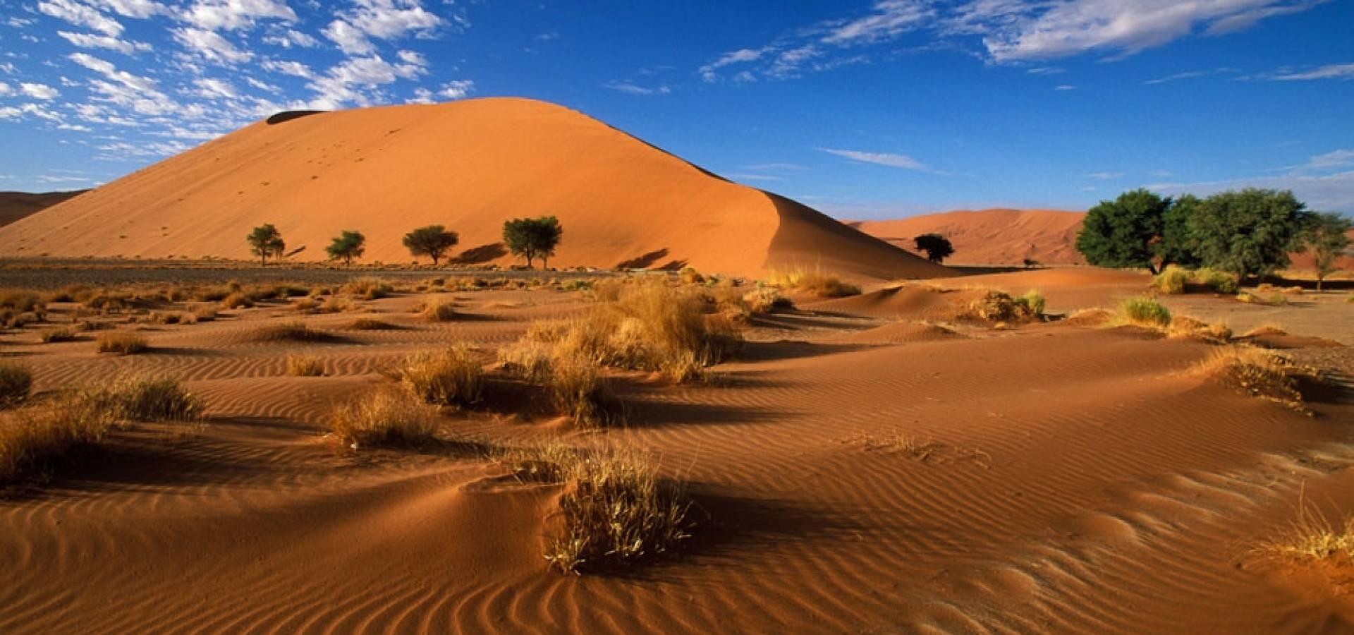Namibia a tu Aire 4x4 o Moto - Desiertos del Kalahari y Namib