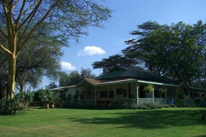 Hotel Sanctuary Farm