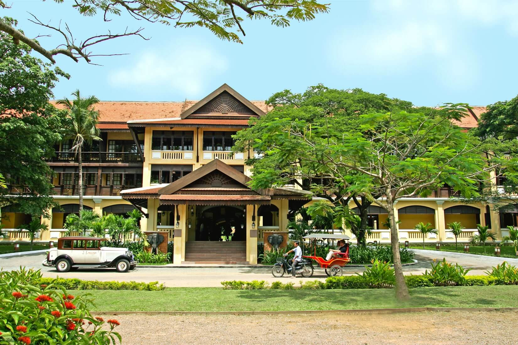 Hotel Victoria Angkor Resort & Spa