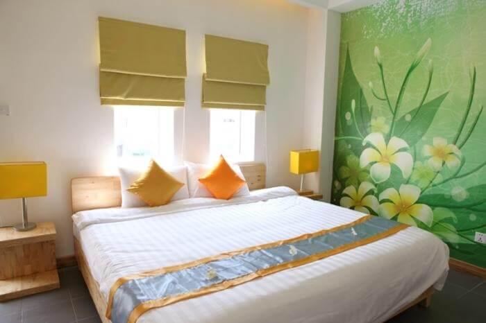 Hotel The Frangipani Living Arts & Spa