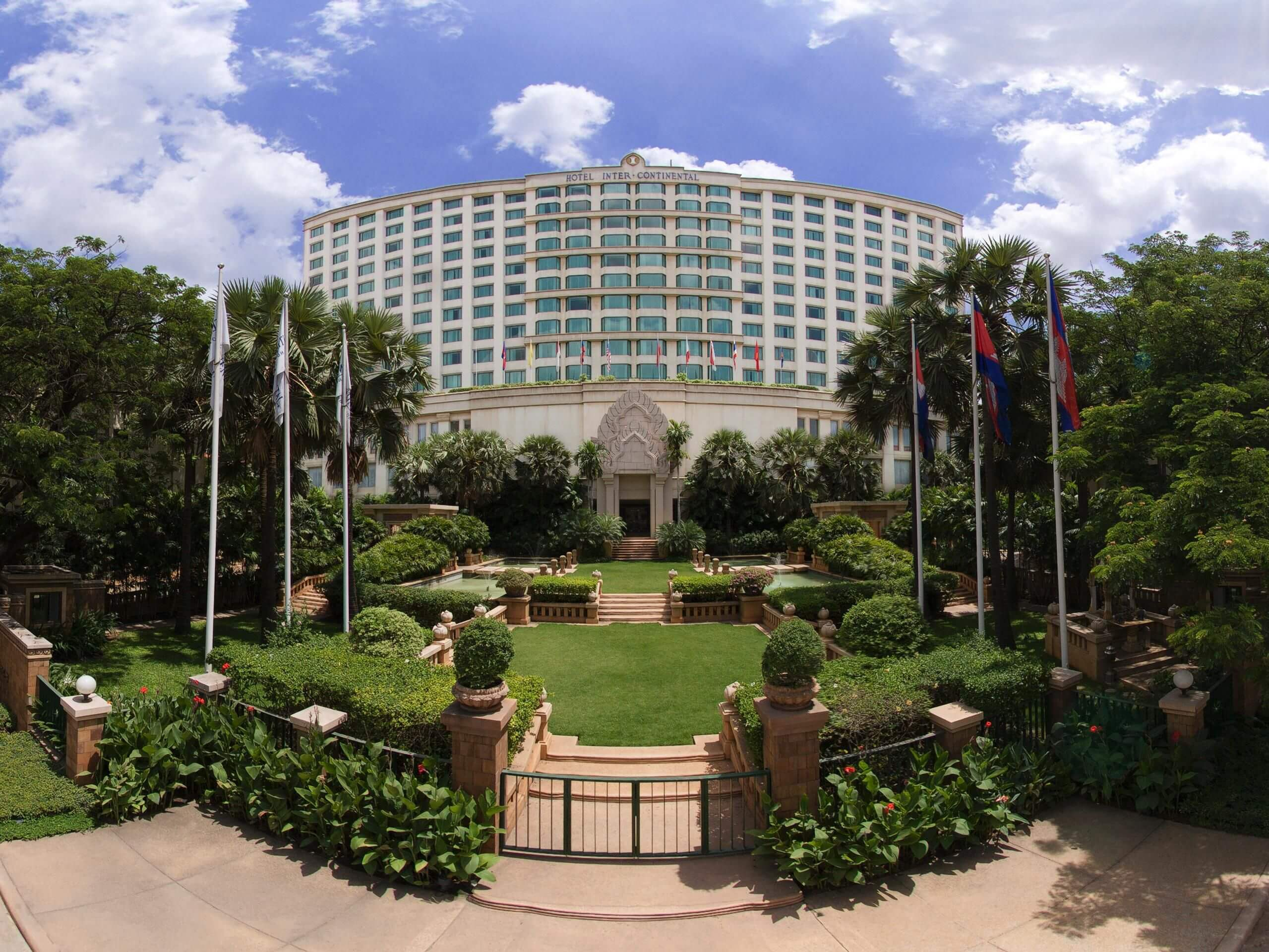 Hotel InterContinental Phnom Penh