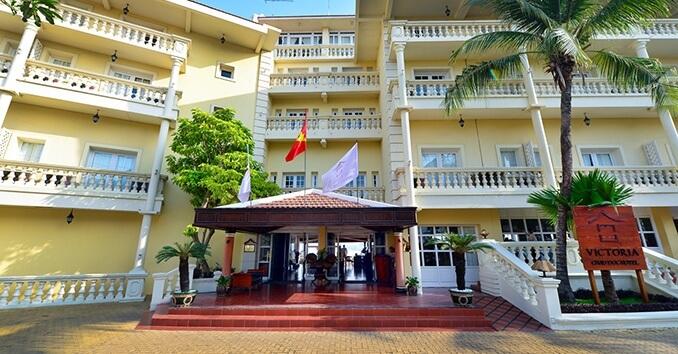 Hotel Victoria Chau Doc