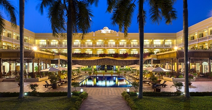 Hotel Victoria Can Tho Resort