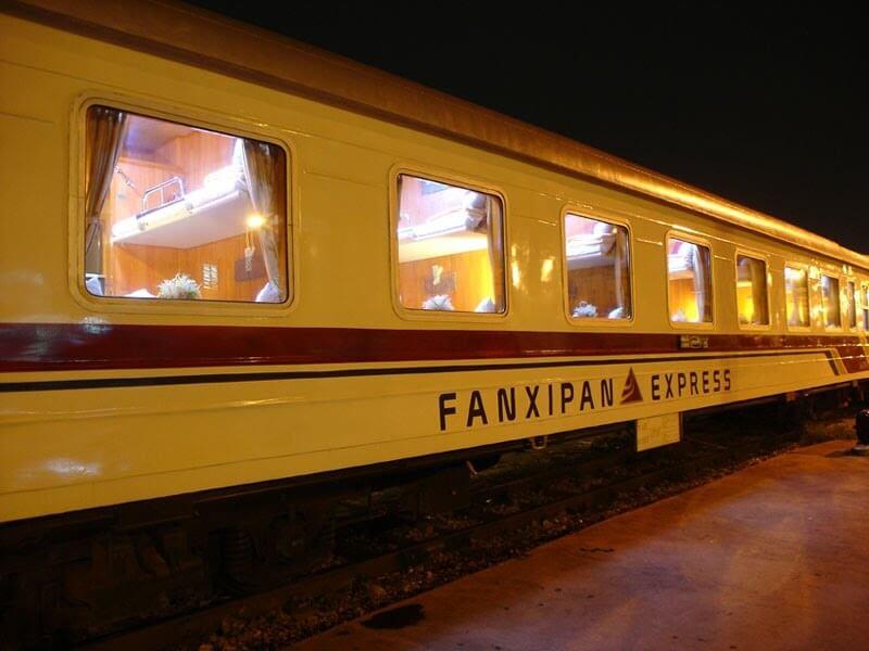 Vagón Fanxipan Express