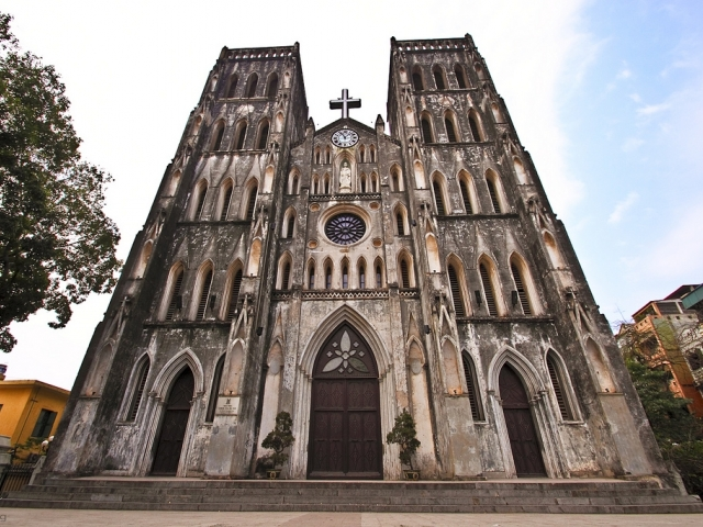 Catedral Hanoi