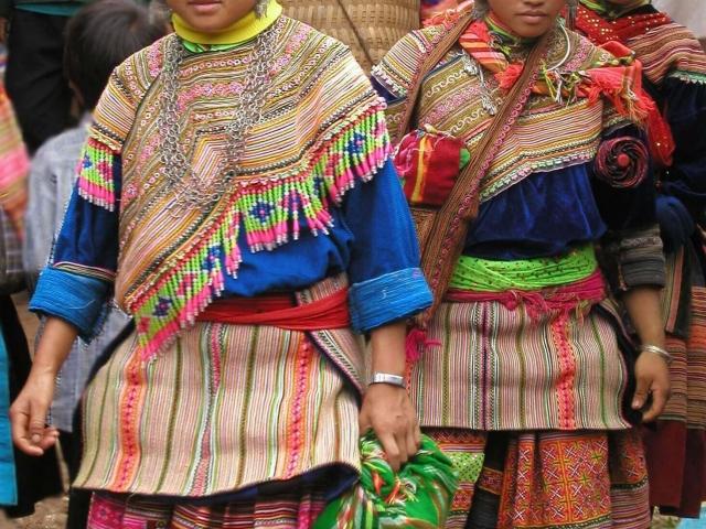 Aldea de Hmong