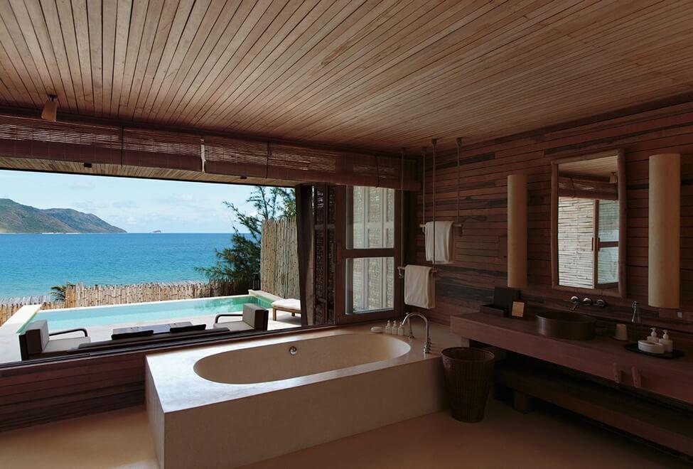 Ocean View Duplex Pool Villa