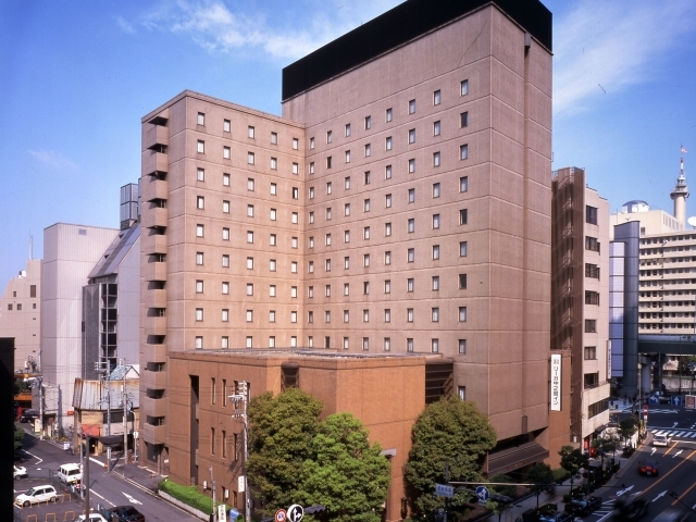 Hotel Rihga Nakanoshima Inn