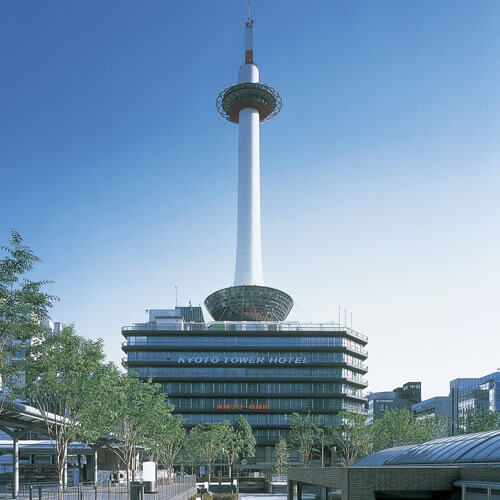 Hotel Kyoto Tower