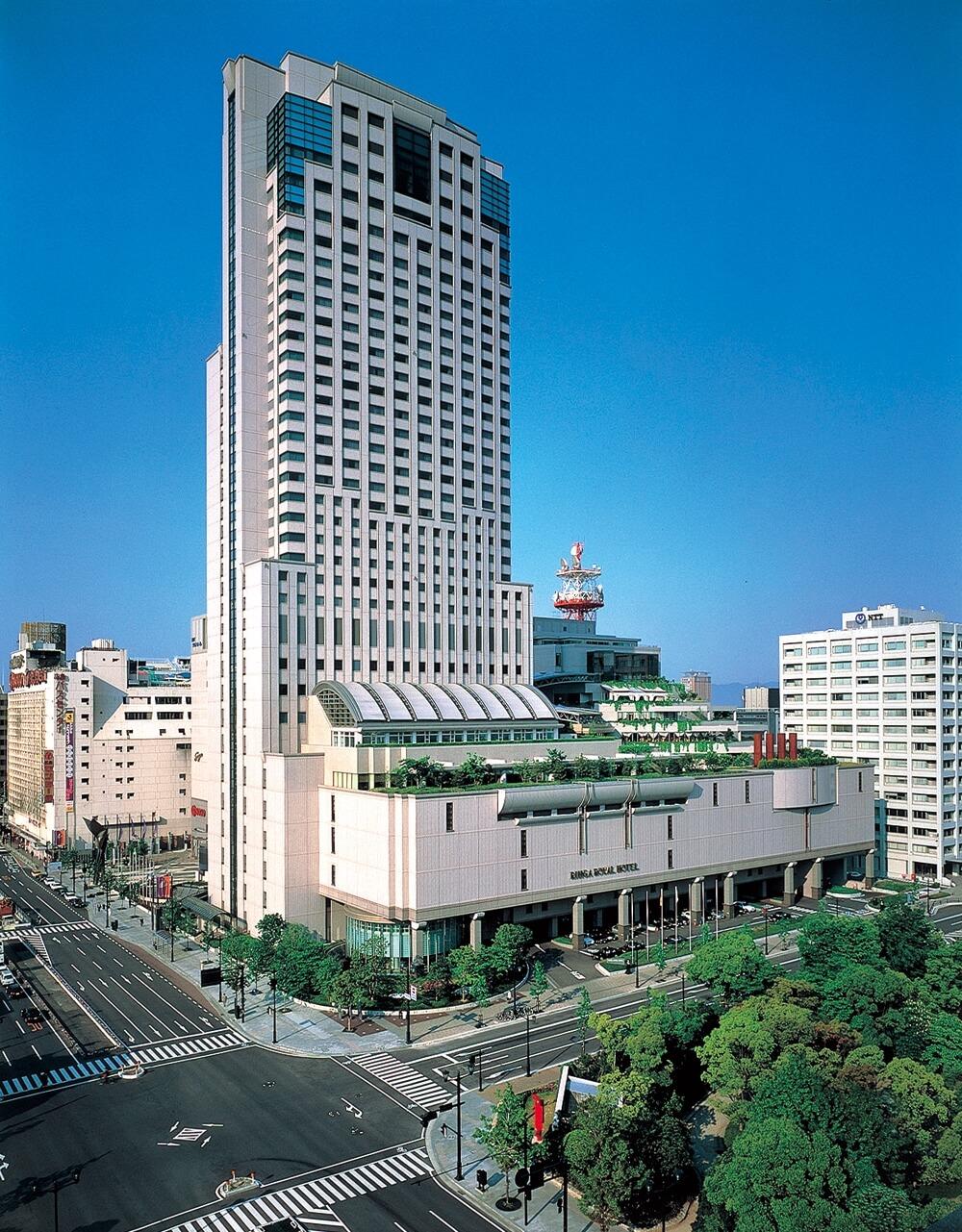 Hotel Rihga Royal Hiroshima